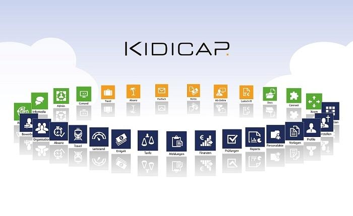 KIDICAP - Die HCM-Plattform