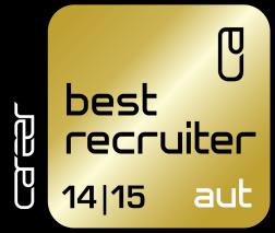 Best Recruiter 14/15