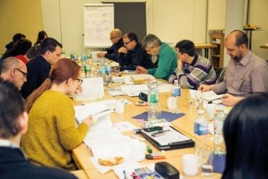 Teilnehmer am PRINCE 2 Seminar